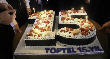 TopTel 15. Yıl Kutlama Etkinliğimizde yaşanan güzel anlardan bazıları..