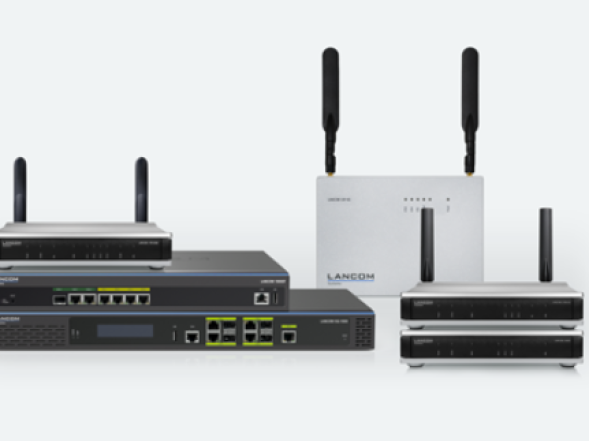 ROUTERS & SD-WAN EDGE