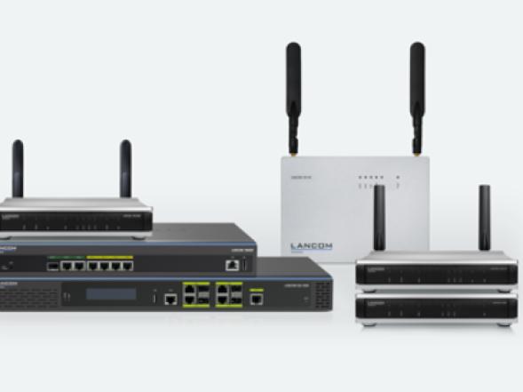 LANCOM Central Site Gateways / SD-WAN