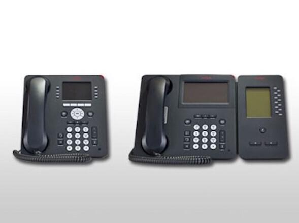 Avaya Desktop Phones