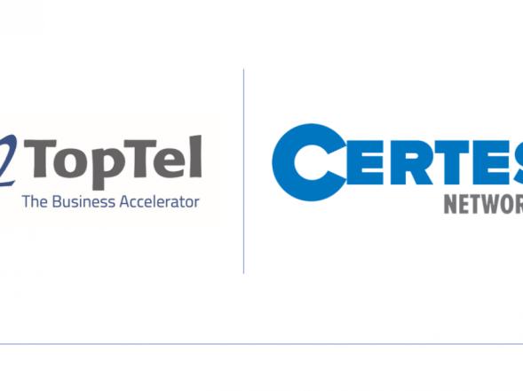 TopTel Türkiye olarak Dünya Siber Güvenlik pazarının lideri olan Certes Networks ile Distribütörlük Anlaşması imzaladık.