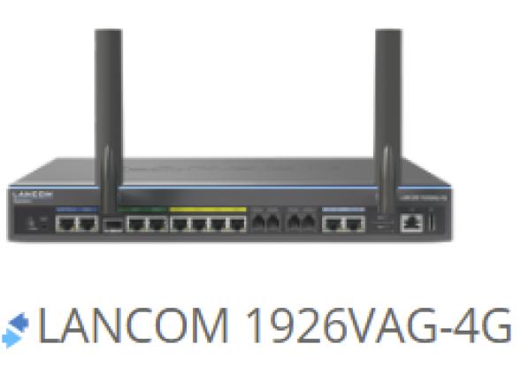 LANCOM VPN Routers / SD-WAN